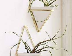 plant wall planters awesome wall mounted planters indoor umbra