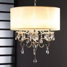 Drum Pendant Chandelier With Crystals Crystal Pendant Light Photos Escala 6 Light Round Crystal
