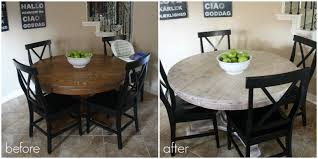 Staining Kitchen Cabinets Darker Before And After Bleached Wood Look With Liming Wax Crazy Wonderful