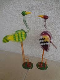 oiseaux en metal oiseaumetal2016 3 flamant rose 60 cm 35 u20ac