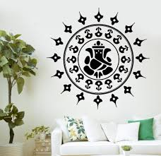 aliexpress com buy wall decal buddha ganesha hinduism gods vinyl aliexpress com buy wall decal buddha ganesha hinduism gods vinyl sticker wall pictures for living room wall stickers home decor wall art d450 from