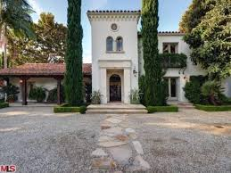 spanish mediterranean homes kelsey grammer house grammer drops 6 5m for beverly hills villa
