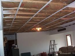 Drop Ceiling Installation by 20 Best Basement Ceiling Images On Pinterest Basement Ceilings