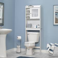 sauder bath etagere 414816 sauder