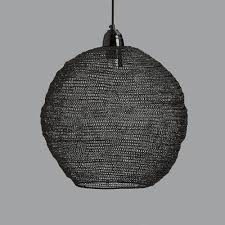 wire pendant light fixtures nina wire pendant light black