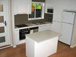 flat kitchen design