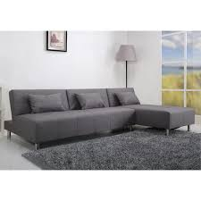 Atlanta Light Grey Convertible Sectional Sofa Bed Free Shipping - Sofa beds atlanta