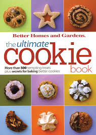 the ultimate cookie book better homes and gardens ultimate