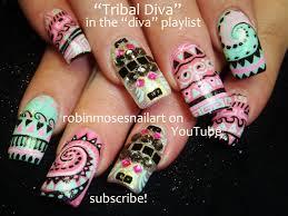 nail art design color me rad nail art color me rad nails 5k run