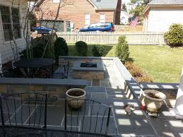 Pergola With Fire Pit by Bluestone Patio Outdoor Kitchen Pergola And Fire Pit Ask The