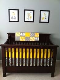Green And Brown Crib Bedding nursery bedding sets the trend lab giggles 4 piece crib bedding