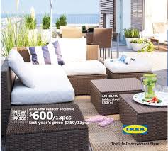 Ikea Outdoor Patio Furniture Ikea Outdoor Furniture Price To Make A Different
