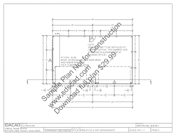 pole barn for horses plans pictures sds plans