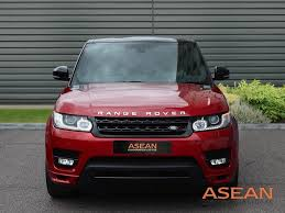 land rover london used 2014 14 land rover range rover sport v8 autobiography