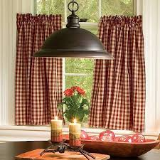 Primitive Kitchen Curtains Magnificent Primitive Kitchen Curtains And 57 Best Primitive