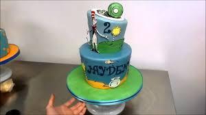 2nd birthday cake decorating ideas youtube