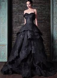 black dresses wedding best 25 black wedding dresses ideas on