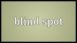 blind spot meaning youtube