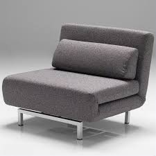 grey tweed sofa mobital iso chair bed in charcoal tweed cha iso1 char tweed