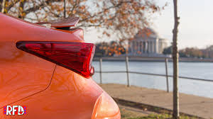 lexus rcf orange wallpaper review 2016 lexus rc f right foot down