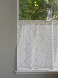 White Cafe Curtains Gold Kitchen Curtains Diy White Cafe Curtains Gold Kitchen