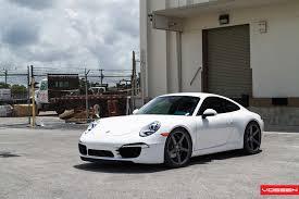 porsche black rims vossen wheels porsche 911 vossen cv3r