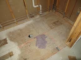bathroom how to install wedi shower system for bathroom design