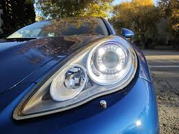 porsche headlights porsche panamera turbo headlights the porsche panamera ty u2026 flickr