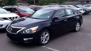 nissan altima sport 2014 james u0027s 2014 nissan altima 2 5l sl with technology package youtube