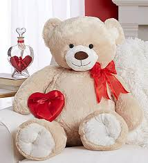 big bears for valentines day lotsa big for 1800flowers 155775