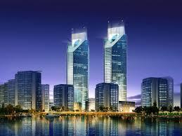 modern architecture city