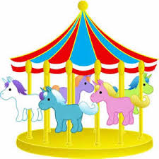 merry go clipart clip library