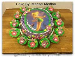 tinkerbell cakes cakes for