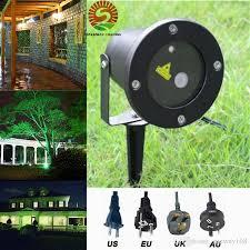 outdoor laser light christmas red u0026green waterproof garden lights
