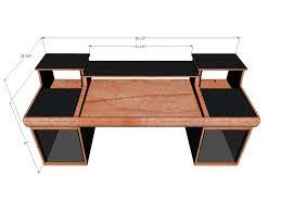Studio Desks Music by Toft Atb32 Studio Desks Sound Construction U0026 Supply