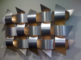 stainless steel home decor stainless steel wall decor art home decorating ideas