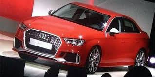 audi rs 3 sedan audi rs3 sedan image leaked it s our rs3 and it s coming
