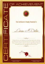 certificate template adobe illustrator free vector download