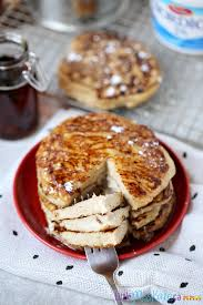 Protein Pancakes With Cottage Cheese by Easy Cottage Cheese Pancakes Brunch Recipe Idea Little Miss Kate