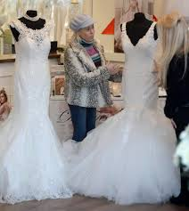 wedding dresses liverpool tina malone spotted trying on wedding dresses as she gears up to