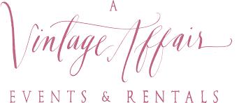 Chair Rental Denver Denver Wedding Planner A Vintage Affair Events And Rentals