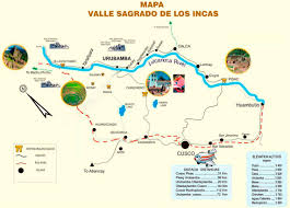 Machu Picchu Map Machu Picchu Tours About Tickets Weather Inca Trail Elevation
