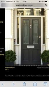 House Door by 27 Pictures Of Black Front Doors Front Entry Black Door