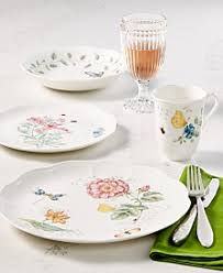 dinnerware sets and china macy s