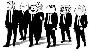 Gentlemen Meme Face - rage guys rage comics know your meme