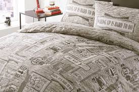 Bhs Duvet Covers Highway Bicycle King Size Duvet Set Cyclemiles
