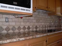 Kitchen Tile Backsplash Ideas With Granite Countertops Backsplashes Large Or Small Tiles For Kitchen Backsplash What Is