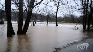 Flooding Missouri Map 12 28 15 Neosho Missouri Flooding Youtube