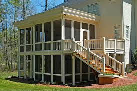 Patio Deck Cost by The Pros And Cons Of An Enclosed Deck
