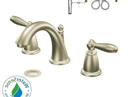 Moen Bathroom Faucet Leaking by Moen Bathroom Sink Faucet Repair